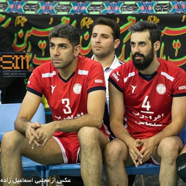 عکس های جدید سعید معروف آذر 94