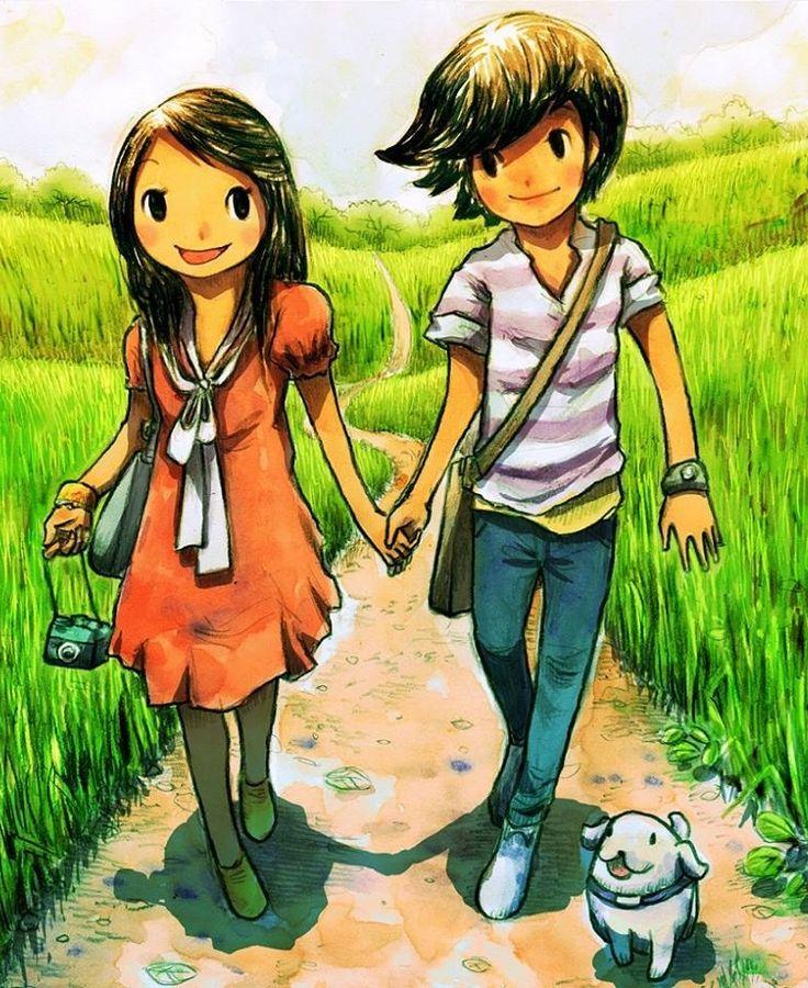 عکس کارتونی دخترونه