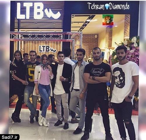عکس های جنجالی بچه پولدارهای تهرانی