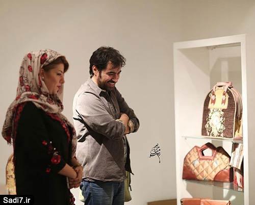 عکس های دیده نشده شهاب حسینی و همسرش