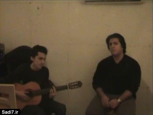 گیتار زدن زیبای مرتضی پاشایی