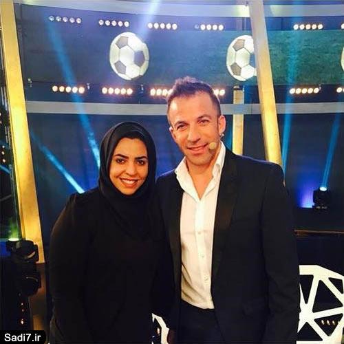 سورپرایز شدن دختر ایرانی توسط الکس دل پیرو